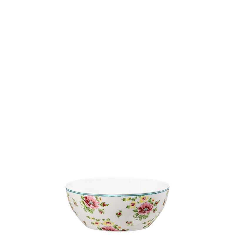 Hutschenreuther Müslischale »Springtime Flowers Müslischale 15 cm«, Porzellan, (1-tlg)