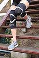 JOKA international Bandage »IONFIT Knie-Bandage, Gr. L - 2er Sparset« (2-tlg), Bild 4
