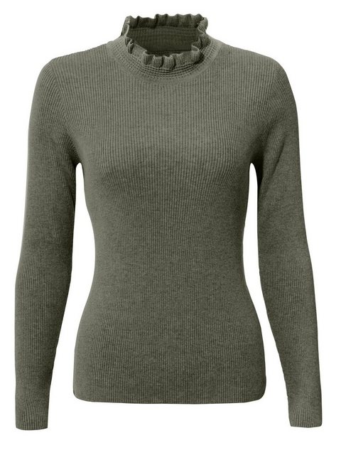 Stehkragenpullover | Bekleidung > Pullover > Stehkragenpullover | LINEA TESINI by Heine