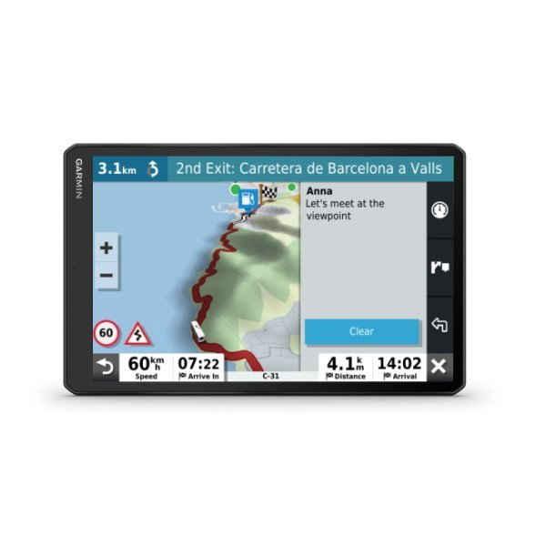 Garmin »Camper 1090« Navigationsgerät