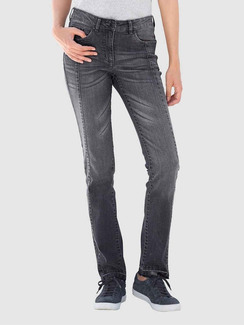 Laura Kent Jeans Laura Slim - in modischer Waschung