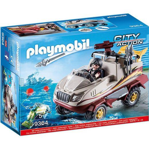 Playmobil® Spielfigur »PLAYMOBIL® 9364 Amphibienfahrzeug«
