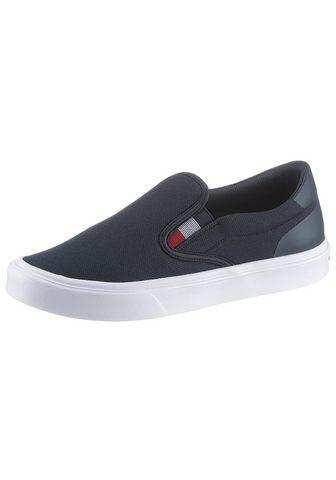 TOMMY HILFIGER »SLIP ON LIGHTWEIGHT KNIT Sneaker keln...