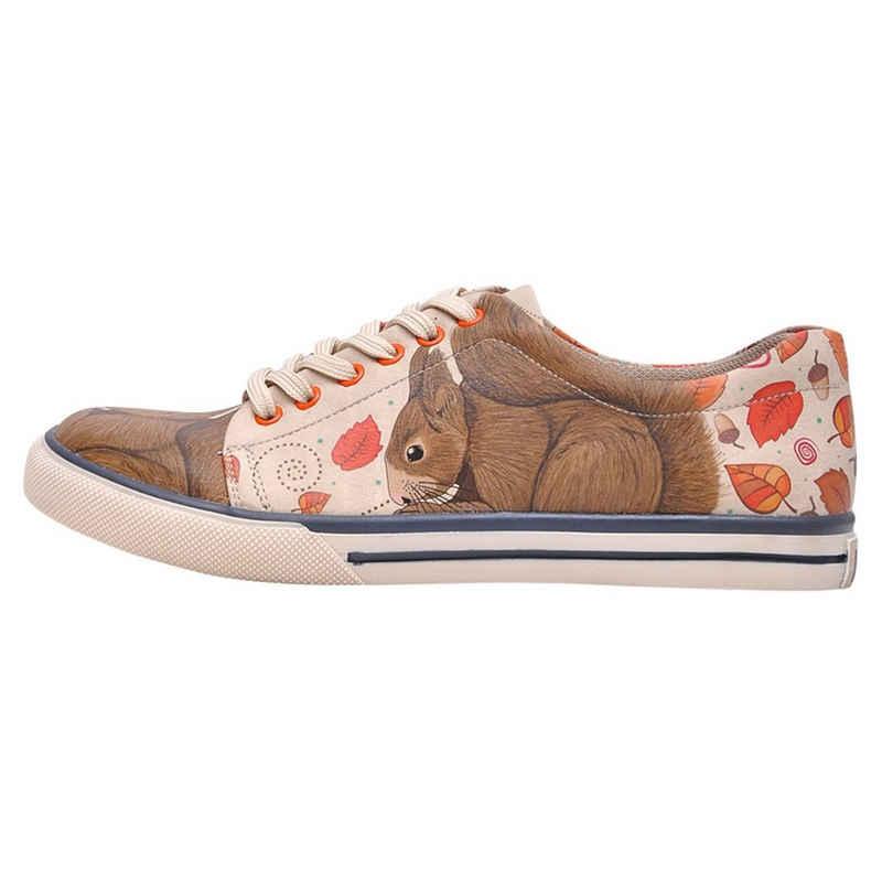 DOGO »squirrel« Sneaker Vegan