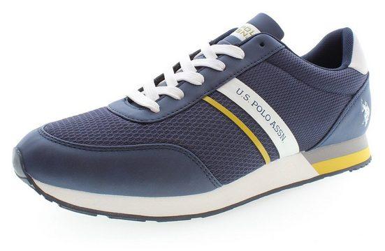 U.S. Polo Assn »WILY« Sneaker mit modischen Kontrast-Details