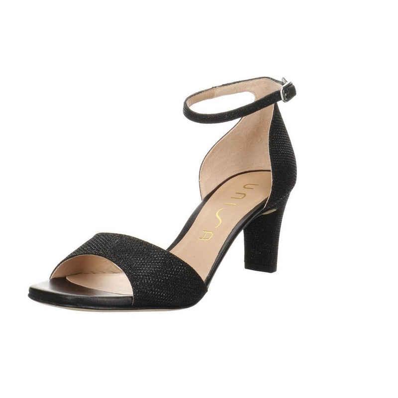 Unisa »Midas Sandalette Schuhe Damenschuhe Elegant« Peeptoepumps