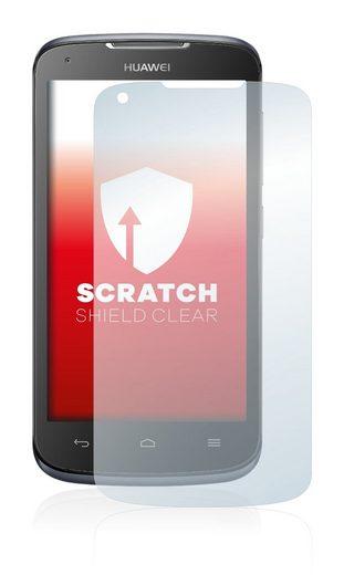 upscreen Schutzfolie »für Huawei Ascend Y520«, Folie Schutzfolie klar anti-scratch