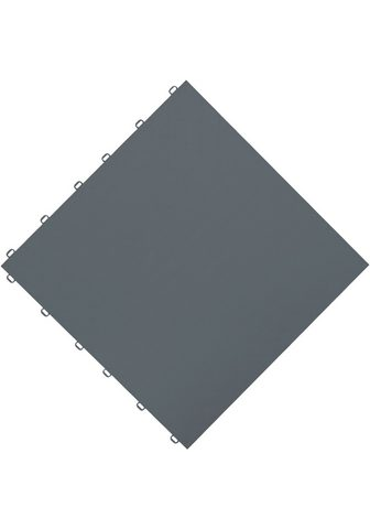 florco ® Terrassenplatten »floor« 40x40 cm 6-...