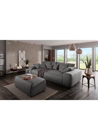 Home affaire Didelė sofa »Sundance Luxus« su besond...