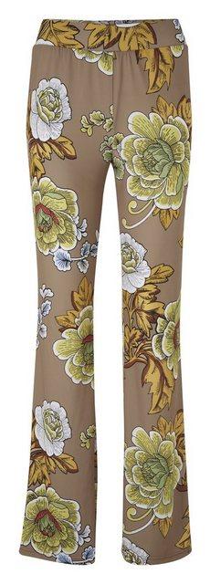 Hosen - ASHLEY BROOKE by Heine Jerseyhose im floralen Design ›  - Onlineshop OTTO