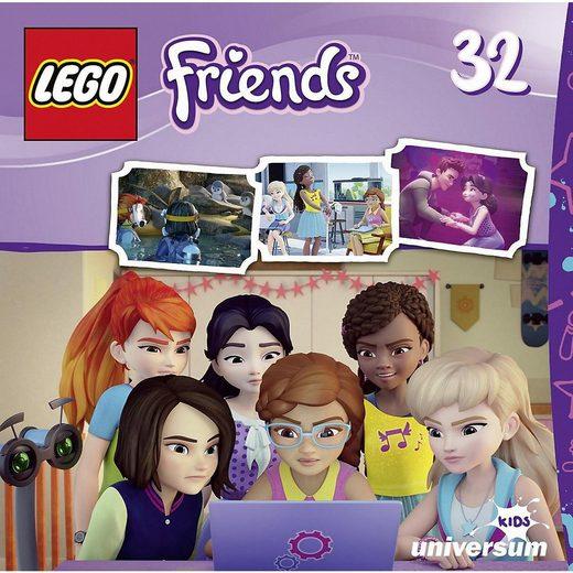 Universum Hörspiel »CD LEGO Friends 32«