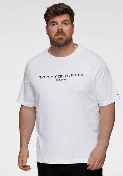 Tommy Hilfiger Big & Tall T-Shirt »BT- TOMMY LOGO TEE«