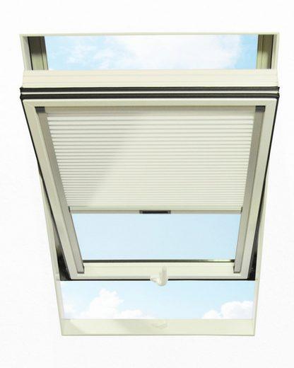 RORO TÜREN & FENSTER Dachfensterplissee »Plissee 1140x1180 mm«, BxH: 114x118 cm
