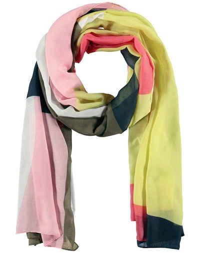 GERRY WEBER Modeschal »Schal mit farbenfrohem Muster« Tuch/Schal