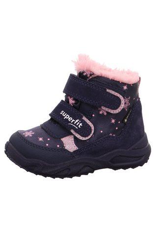 Superfit »GLACIER« žieminiai batai dėl Laufanfä...