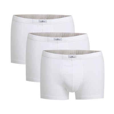 GÖTZBURG Slip »Herren Pants 3er Pack - Single Jersey, Unterwäsche«
