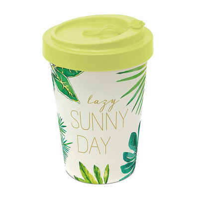 "PPD Tasse »Bambus Coffee to go Becher ""Jungle"", 0,4l«"