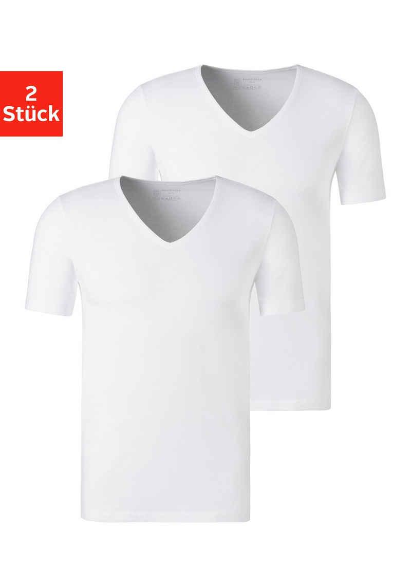 Schiesser V-Shirt (2er-Pack)