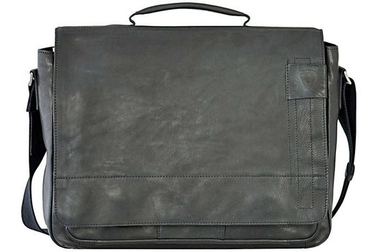 Strellson Messenger Bag »Upminster«, echt Leder