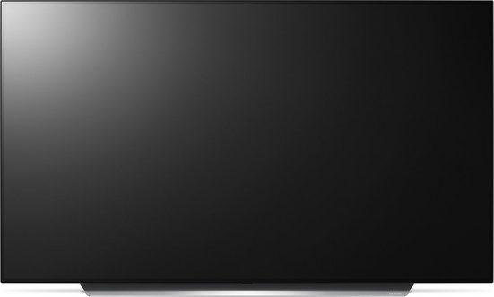 LG OLED55CX8LB OLED-Fernseher (139 cm/55 Zoll, 4K Ultra HD, Smart-TV, 4K UHD, Sprachsteuerung, USB-Aufnahme, DLNA, HDR10 Pro)