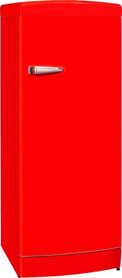 vonReiter Kühlschrank RKS 270 RDA++RT, 159 cm hoch, 60 cm breit