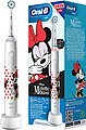 Oral B Elektrische Kinderzahnbürste Junior Minnie Mouse, Aufsteckbürsten: 1 St., Bild 2