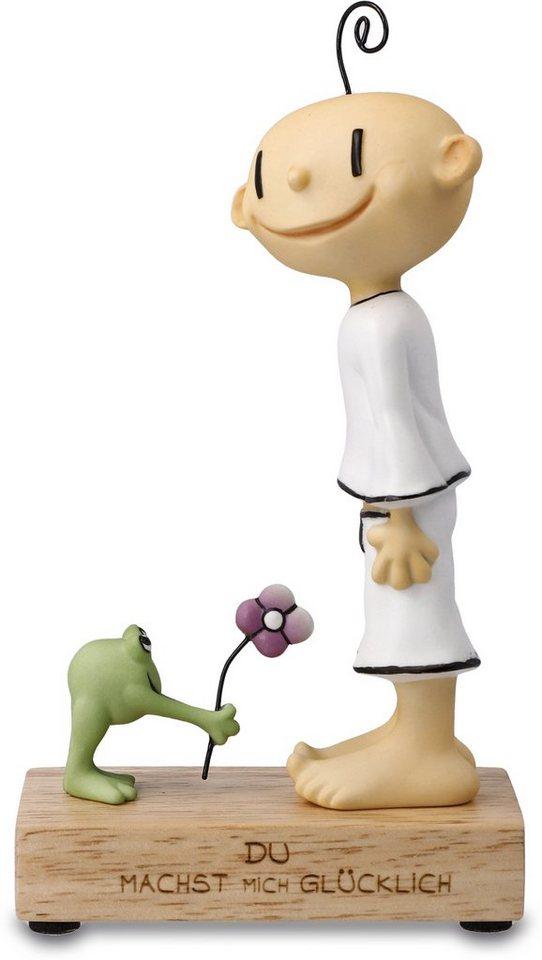 Goebel Dekofigur »Figur Der kleine Yogi - Du machst mich