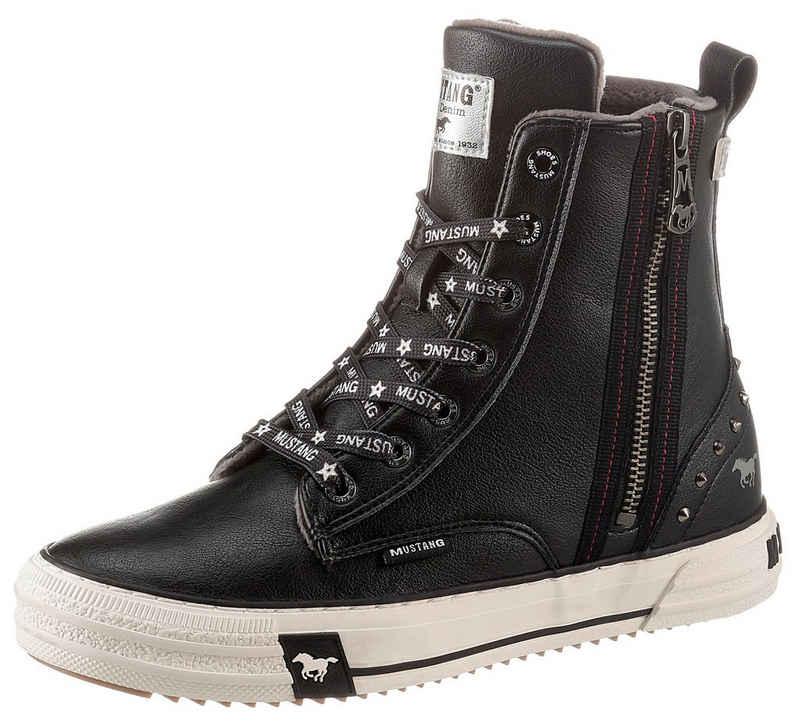 Mustang Shoes Sneaker mit Reißverschluss