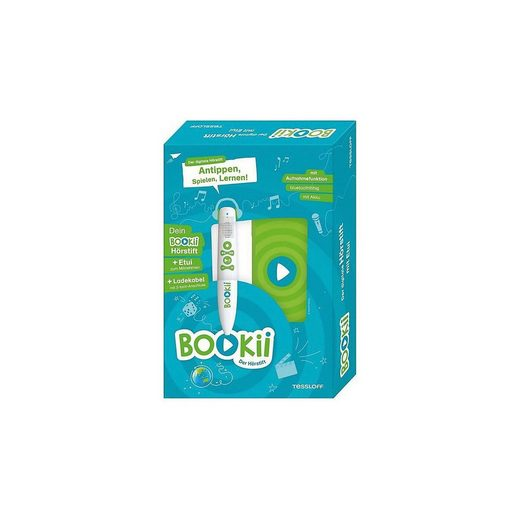 Tessloff Verlag Lernspielzeug »BOOKii - Der Hörstift«