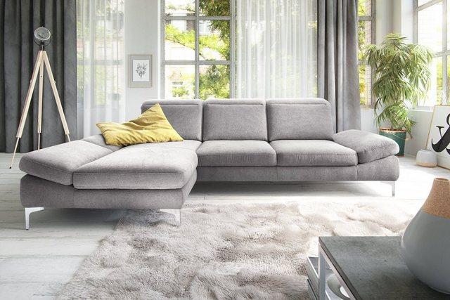 Sofas - KAWOLA Sofa »LIMOSA«, Stoff Recamiere links o. rechts versch. Farben  - Onlineshop OTTO