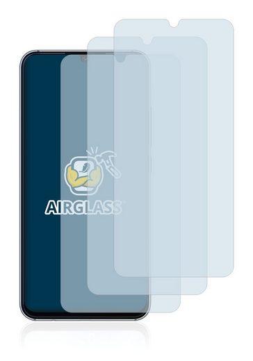 BROTECT Schutzfolie »Panzerglasfolie für Umidigi A5 Pro«, (3 Stück), Schutzglas Glasfolie klar