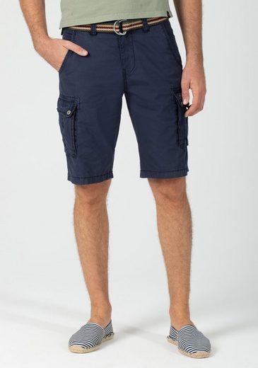 TIMEZONE Bermudas »Loose MaguireTZ Cargo Shorts incl. belt«