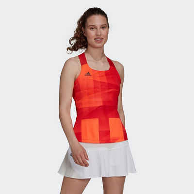 adidas Performance Shirttop »Tennis Primeblue Tokyo HEAT.RDY Y-Tanktop«