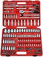 Famex Trolley ABS Werkzeugkoffer Set »Famex 606-09« mit 174tlg. Steckschlüsselsatz, Bild 4