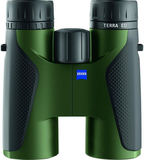 ZEISS »Terra ED 8x42 schwarz/grün« Fernglas