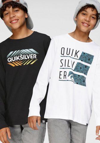 Quiksilver Longsleeve »KIDS MUMBO DOWN RETHIN PAC...