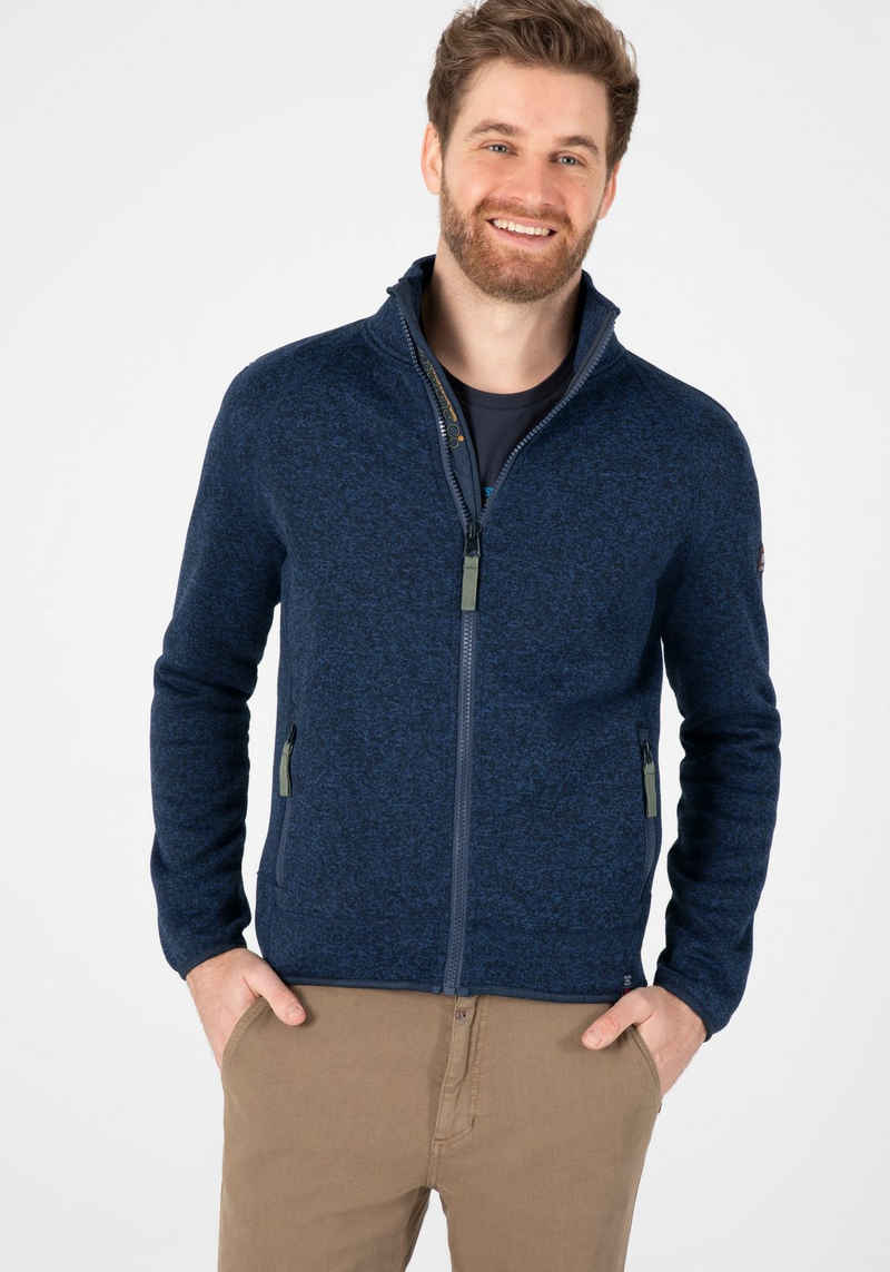 TIMEZONE Sweatjacke »Polar Basic Jacket«