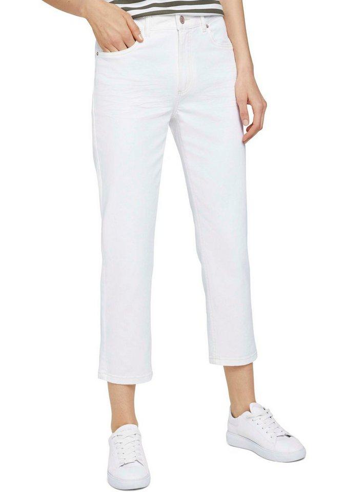 tom tailor -  High-waist-Jeans
