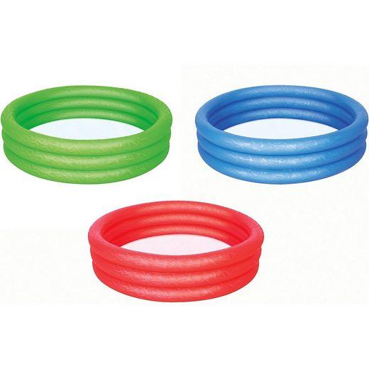 Bestway Planschbecken »3-Ring Pool, 102 cm«