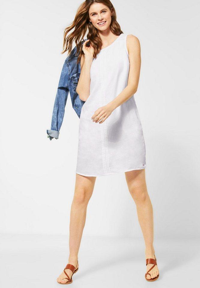 Cecil Sommerkleid aus Leinen, Ärmellos online kaufen   OTTO