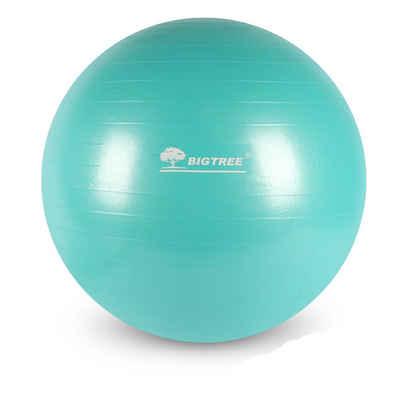 BIGTREE Gymnastikball »Gymnastikball für Fitness«, Ø 55cm, 65cm und 75 cm