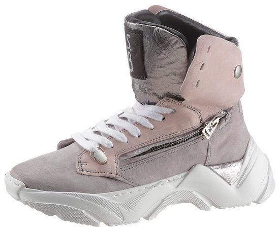 A.S.98 »MONSTERLUX« Wedgesneaker im angesagtem Chunky Look