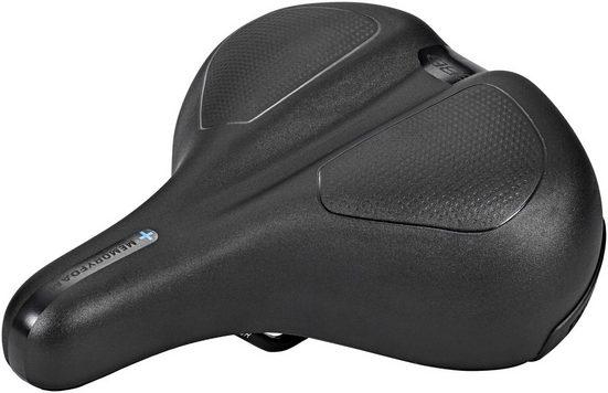BBB Fahrradsattel »ComfortPlus Upright BSD-106«