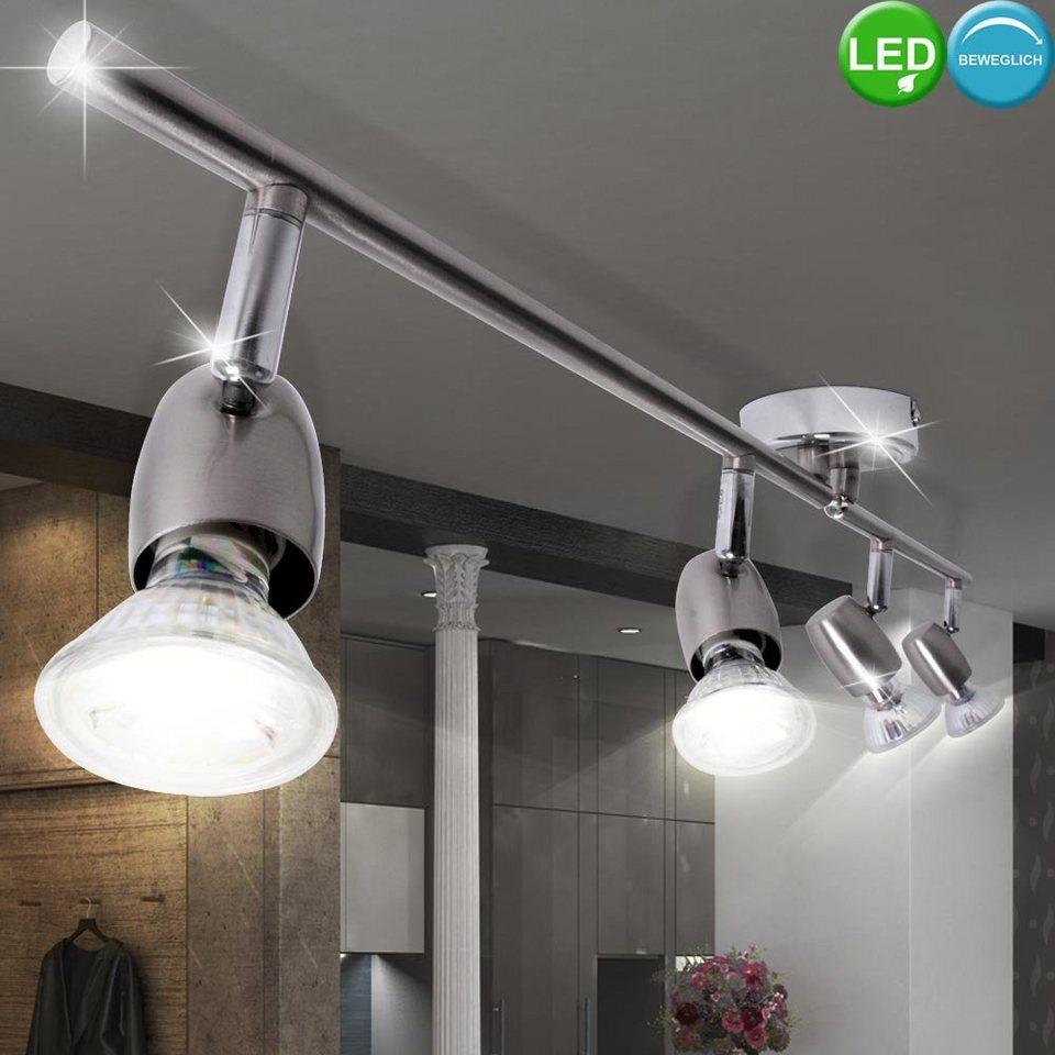 Brilliant LED Lichtleiste, LED Decken Leuchte Spot Balken Lampe beweglich  Beleuchtung Brilliant G20/20 online kaufen   OTTO