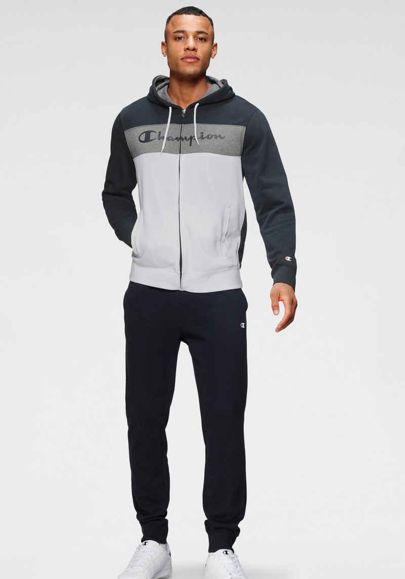 Champion Jogginganzug »Hooded Full Zip Suit« (Set, 2-tlg)