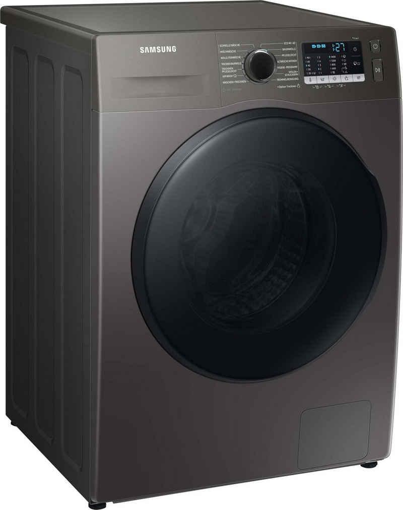 Samsung Waschtrockner WD8ETA049BX, 8 kg, 5 kg, 1400 U/min, SchaumAktiv