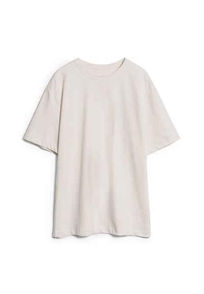 Armedangels T-Shirt »AALEX UNDYED Herren T-Shirt aus Bio-Baumwolle« (1-tlg)