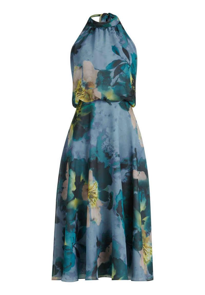Vera Mont Minikleid »mit Blumenprint«