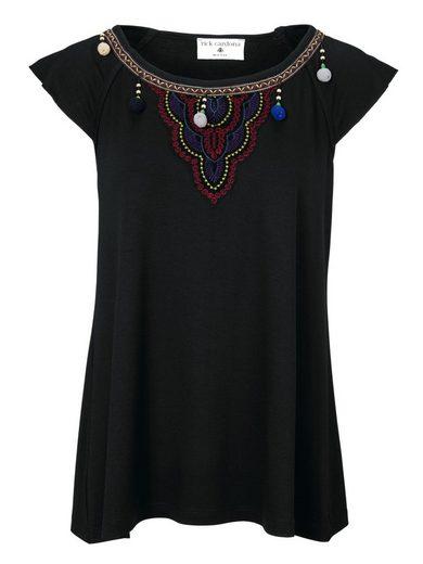 Rundhalsshirt
