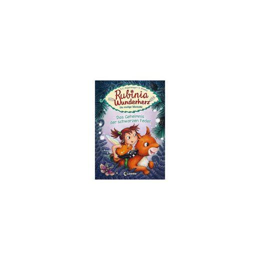 Loewe Verlag Rubinia Wunderherz, die mutige Waldelfe - Das Geheimnis der